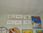 出售全新幼儿英语启蒙试听、阅读光盘和卡片580张