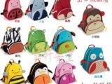 出口级品质儿童书包宝宝幼儿园卡通背包动物造型双肩背包书包批发