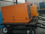 厂家订做 全国直销柴油发电机组应急电站 拖车防雨棚
