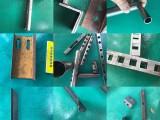 厂家直销不锈钢楼梯扶手冲弧口冲孔机防护栏冲孔机防盗窗打孔器