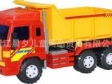 力利工程车系列 儿童玩具车 惯性中号翻斗车正品 32826
