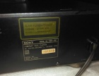 原装烧级索尼CD机CDP-497