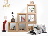 纸匠纸品如意格自由组合储物柜格子铺创意简易纸质展示书柜置物架