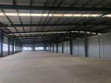 蔡甸军山同创产业园3600平米厂房出租 可分租带3吨货梯