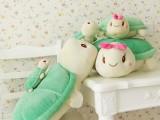 批发 海龟靠枕/抱枕 情侣龟 趴趴龟 礼物毛绒玩具