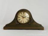 包邮 欧式罗马台钟复古古座钟家居时钟桌面钟表静音酒店客厅台钟