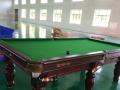 厂家直销台球桌,承接台球桌安装维修业务