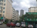 北辰小区北辰商业街的临街位置双门面端头八面风