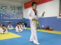 开课啦!专业跆拳道培训机构!