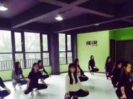 绵阳正规培训爵士舞艺体生的机构,强化软度练习
