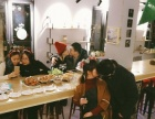 柘仓咖啡生活馆提供桌游派对活动场地