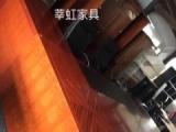 顾戴路3351号二手办公桌屏风隔断班台会议桌出售