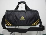 供应健身包 企业LOGO定制 运动包广告包  单肩斜挎包 圆筒包