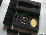 黑色EVA泡棉雕刻内衬成型 辅助包装材料订制