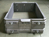 东莞坤泰厂家供应铸造专用铝砂箱 造型机砂箱套箱 质保价优