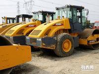 二手2015年徐工14-22吨震动压路机,双钢轮压路机等
