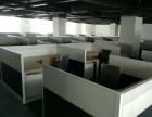 定做钢架办公桌文件柜职员椅免费上门测量免费设计