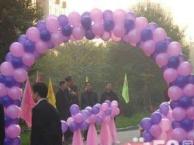 北京庆典设备租赁 气球造型拱门编织 气球路迎编织