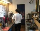 阿罗海广场咖啡馆冷饮店转让(好铺源)小吃店电梯口