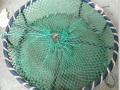长期供应各种规格弹簧笼螃蟹笼地笼琵琶网