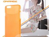 超薄推荐 最新iphone6/6s羽甲超薄纯色pc套 爆款走量手