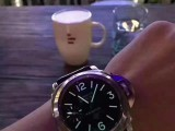 沛纳海手表如何上弦