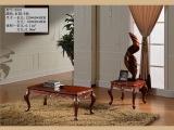 客厅茶几方几工厂直销欧式雕花茶几可拆装高档奢华家具包邮