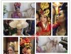 吉林学新娘化妆,个人时尚生活妆 滚动一对一教学模式