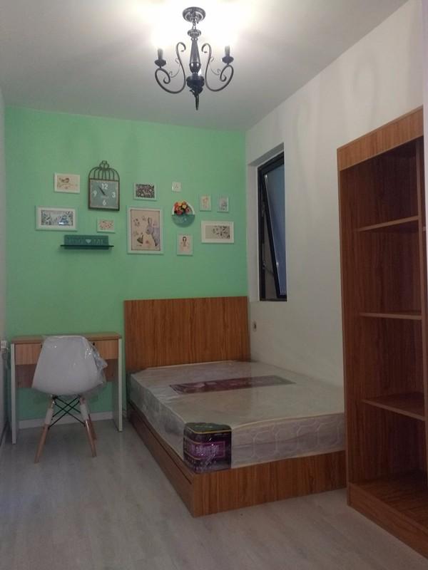 奥体 清辉园 3室 1厅 91平米 整租清辉园