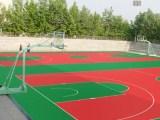 籃球場施工 建設 籃球場環保材料