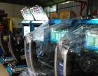 购销电玩城二手游戏机