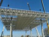 临夏加油站网架 钢结构 安全省钱更可靠