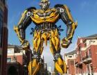 广西大型暖场活动道具变形金刚系列租售大黄蜂擎天柱