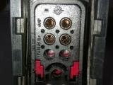 供应博世VP44庆铃600p 油泵用9孔连接器 带线