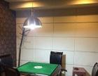 高档台球桌(8成新)转让