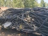 本溪废旧电缆回收 电缆头 电源线高价回收地址