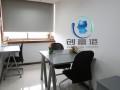 杭州连锁小型写字楼办公室出租,物业费全免可注册
