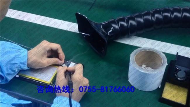 柯尼森激光打标排烟净化器 除烟味过滤机 烟雾净化器