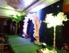 婚礼服务布场 司仪摄像舞台音响一站式服务
