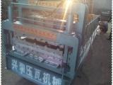 840/900型双层琉璃压瓦机,钢结构建