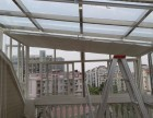 上海嘉定区定做阳光房窗帘徐行马陆镇定做玻璃房蜂巢帘电动天棚帘