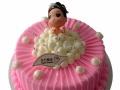 微信订购蛋糕,关注 味美滋cake 同城配送