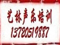 西安音乐培训机构艺林音乐声乐乐器培训解决说话发声不良