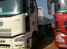 一汽解放J6P半挂车,带全险、全国可提档过户3年7万公里22万