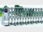专业的宁夏电动伸缩门_在哪能买到可信赖的电动伸缩门呢