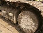 二手挖掘机卡特320D出售 手续齐全