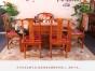 中式仿古四抽茶桌