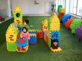 幼儿园大型拼装房屋拼装积木早教游乐堡儿童游乐设备玩具大全批发