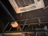 淄博空调维修,空调冲氟清洗移机回收