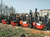 出售二手叉車 1-15噸電動 燃油 集裝箱 報夾叉車 九成新